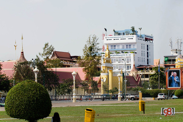 Frangipanai Villa Hotel Angkor
