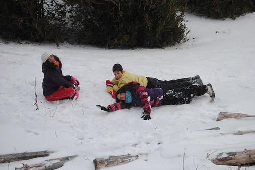 Excursió a la neu