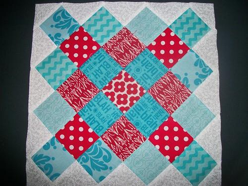 Starter for Creative Quilt Blocks Swap