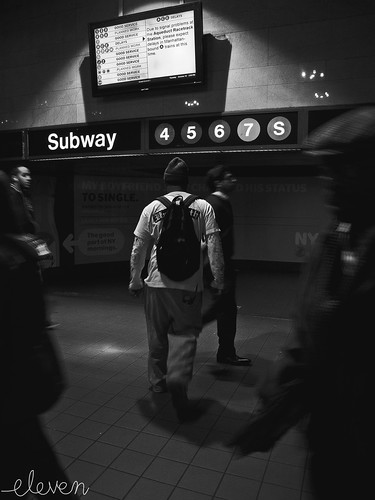Surrounded - Grand Central by Eleven ~ NYC