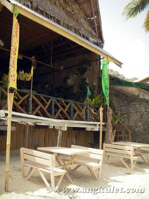 Ric Son's Bar and Resto, El Nido, Palawan