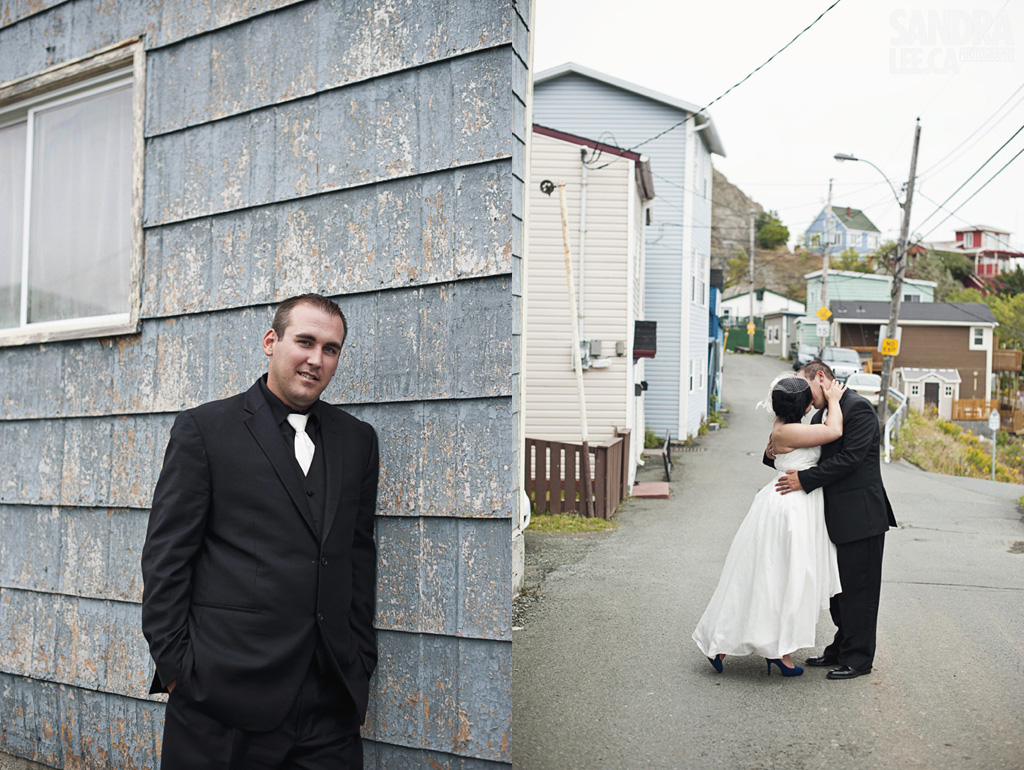 Justin + Aimee :: Newfoundland Wedding Photography