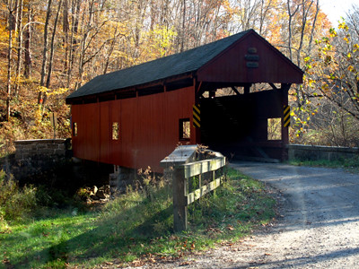Covered Bridge Tour