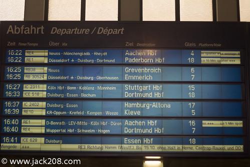 121017 GER Dusseldorf to Berlin
