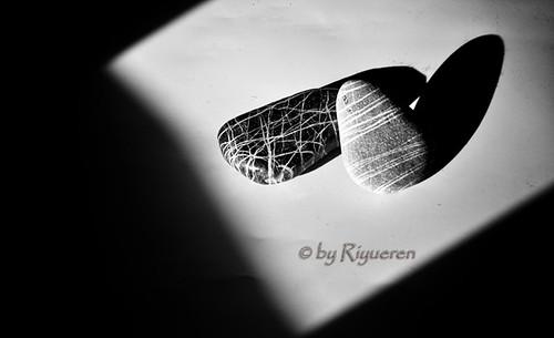 Shadow stone