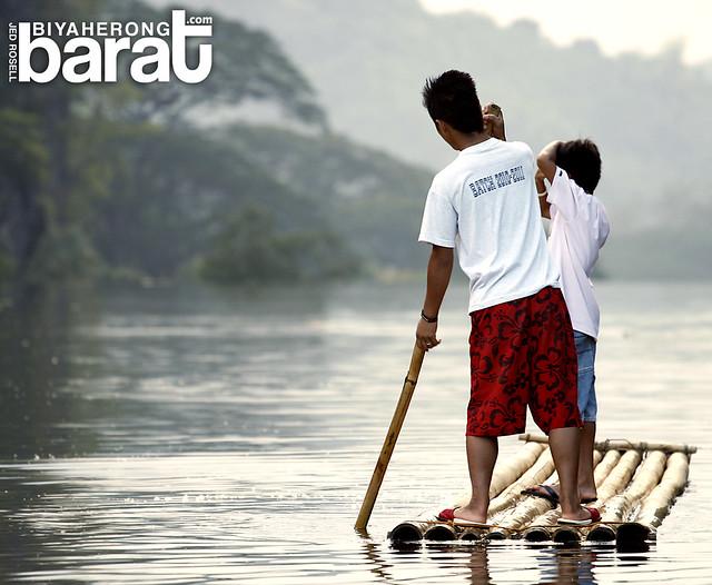rafting in wawa dam