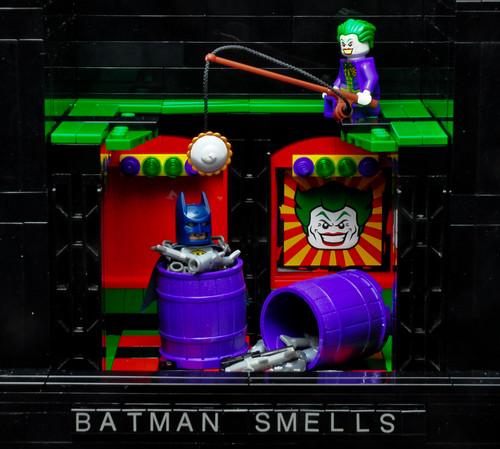 Batman Smells!