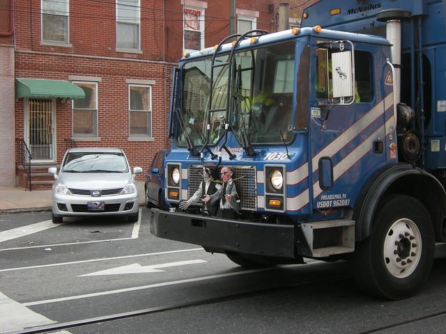 Truck Mascot Two-Fer