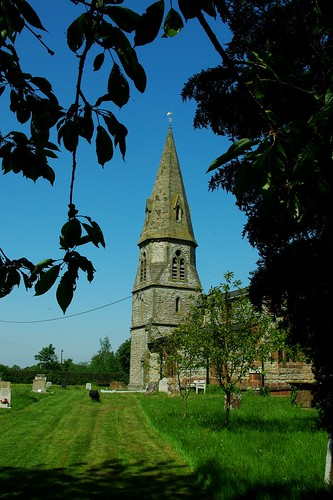 20120527-V_Church Spire - Bourton-on-Dunsmore by gary.hadden