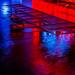 Fête des Lumières 2012 - Carré de lumière sur l'eau