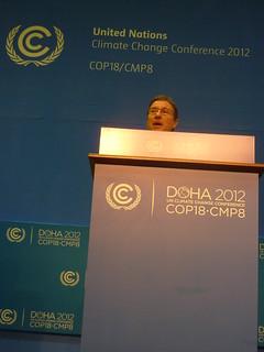 Achim Steiner, UNEPin johtaja