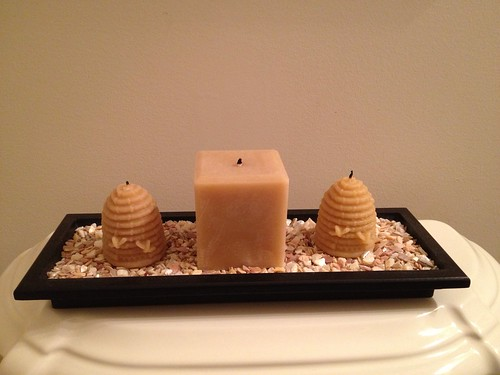Thuy's candle display 2