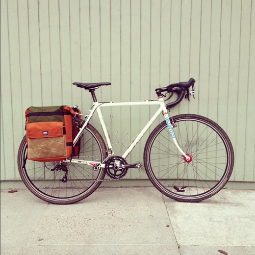Archive Panniers by Archive Victor