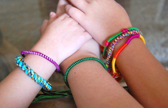 Loopdedoo friendship bracelets