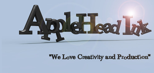 AppleHead Ink Header FB by Applehead_Ink