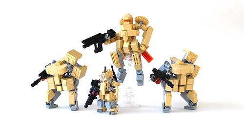 Delta Fireteam 7