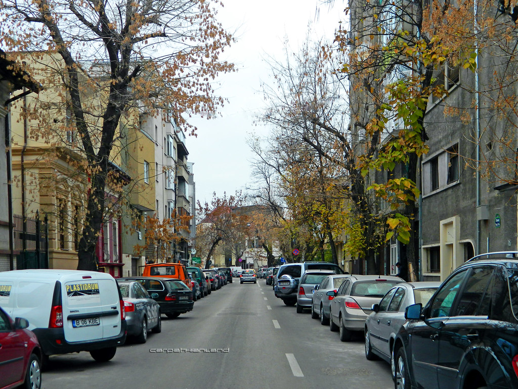 Temișana Street, Bucharest