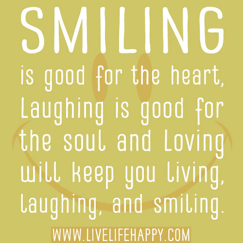 Laughter Good Soul Quote
