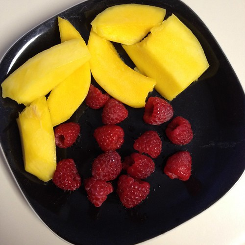 mango raspberry