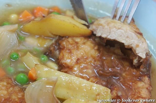Pork Chop RM 10@yut kee (22)