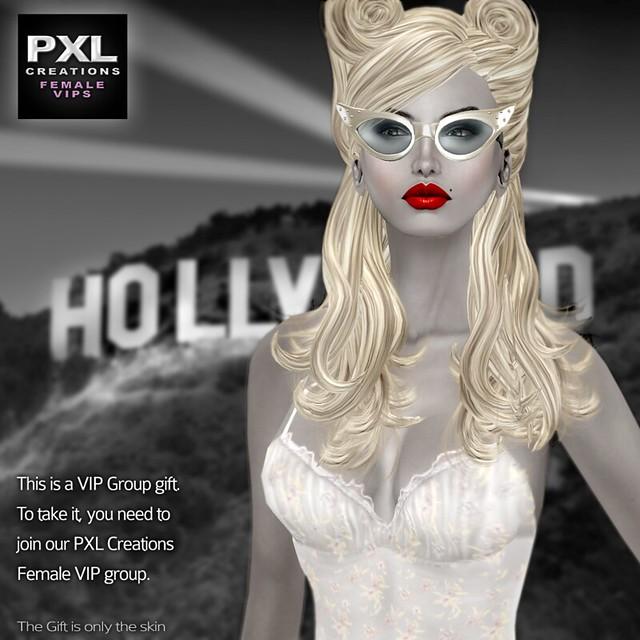 [PXL] Faith old Hollywood