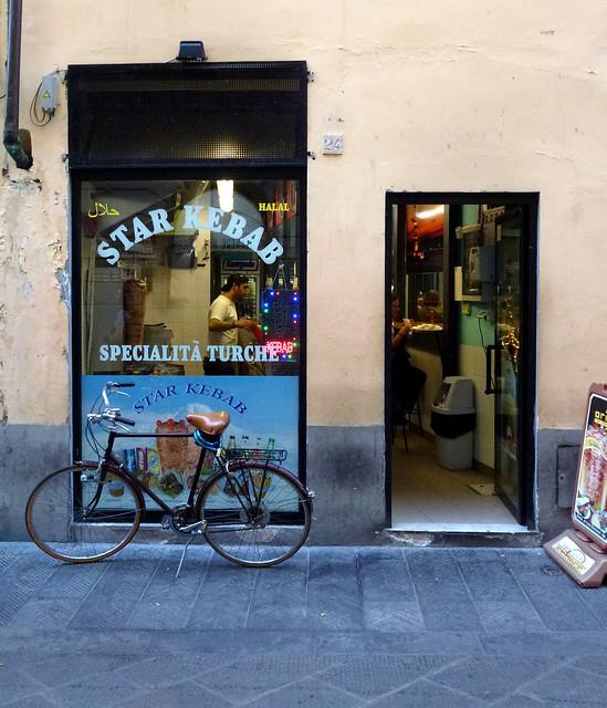 Florence - jour 1 - 023 - Via Faenza - Kebap