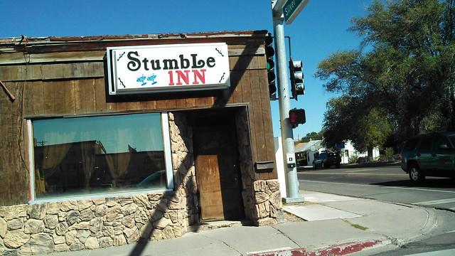 stumble inn