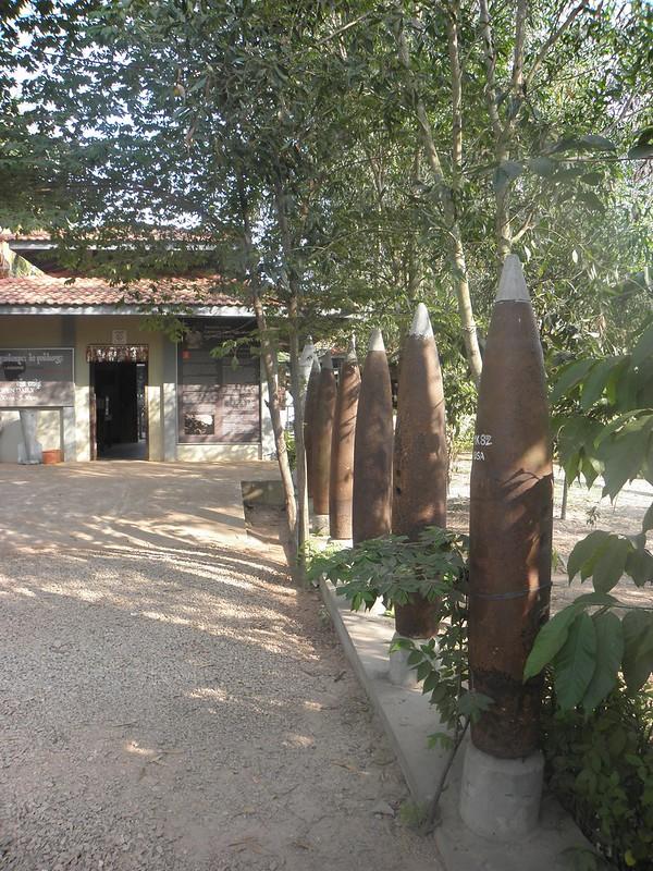 Cambodia Landmine Museum, Siem Reap