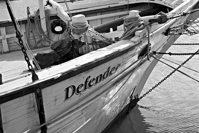 """Tall Ship: """"Defender"""""""