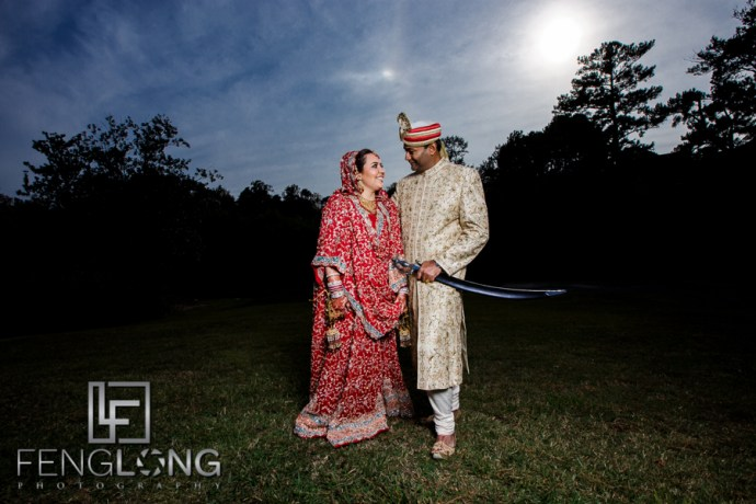 Navneet & Nakul's Hindu & Sikh Wedding | Hilton Atlanta Northeast | Atlanta Indian Wedding Photographer