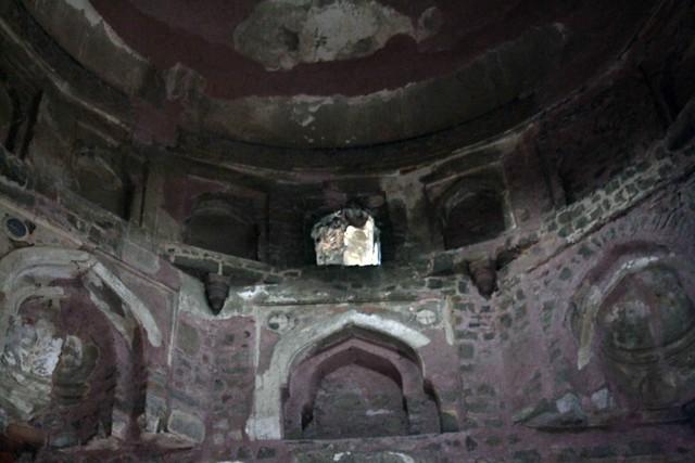 City Monument – Khair ul Manzil, Mathura Road