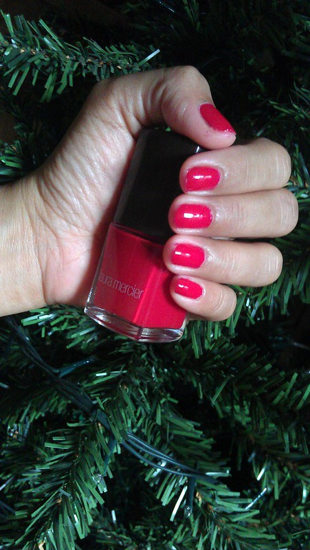 Laura Mercier Nail Lacquer Moderne Red