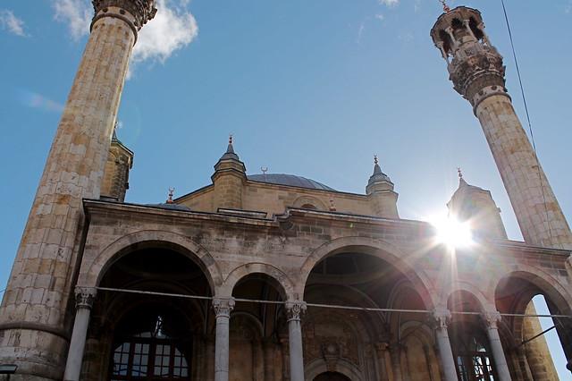 Mosque in Konya