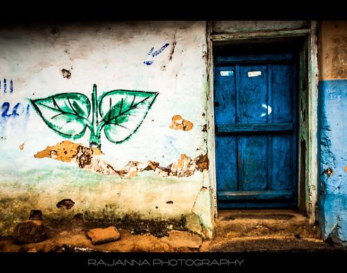 Power shows the door by Rajanna @ Rajanna Photography