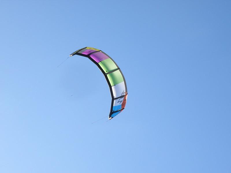 Kite-surf à Kerlaz