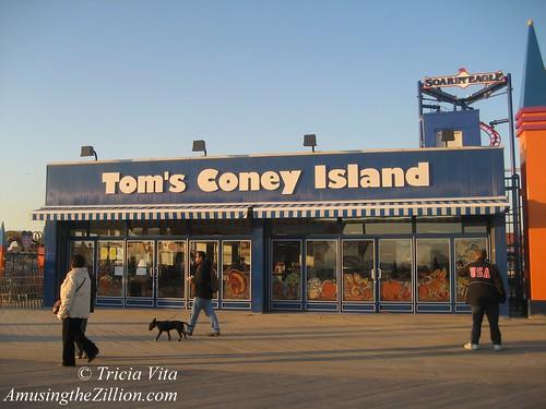 Tom's Coney Island