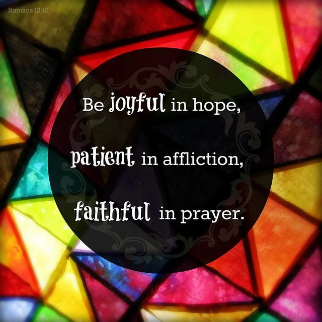 Romans:12-12