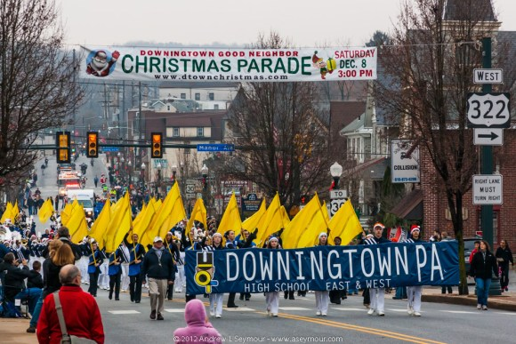 Downingtown PA High School Band (East & West)