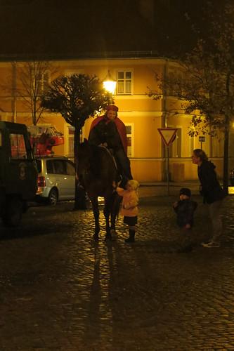 St. Martin mit Pferd
