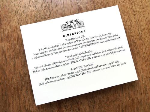 Enclosure Card - Tandem