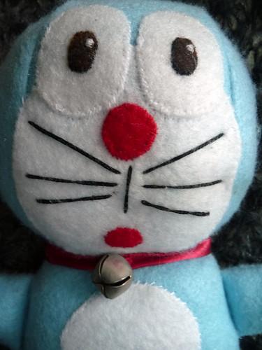 Handmade Doraemon Plush