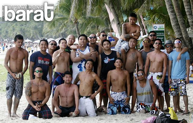 Boracay Island white beach