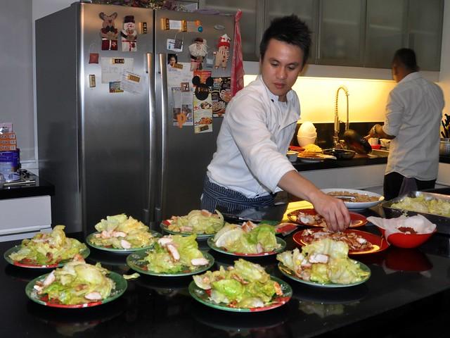 Chef Alvin