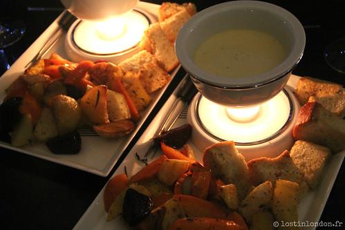 fondues @ Vista Trafalgar