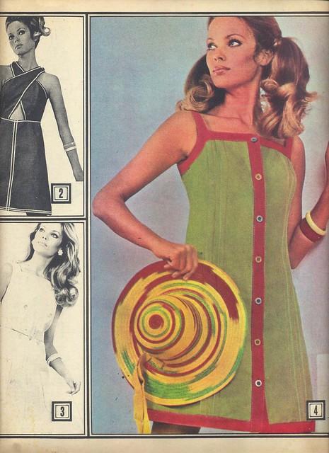 Modas e Bordados, Nº 2998, Julho 23 1969 - 22 by Gatochy