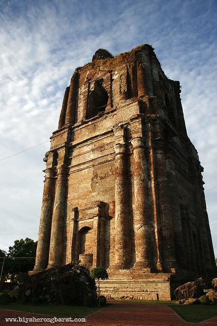 Bacarra Bell Tower Belfry Ilocos Norte