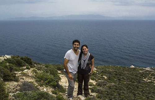 Hiking, Syros, hills, Greece, Aegean Sea, island, Tinos