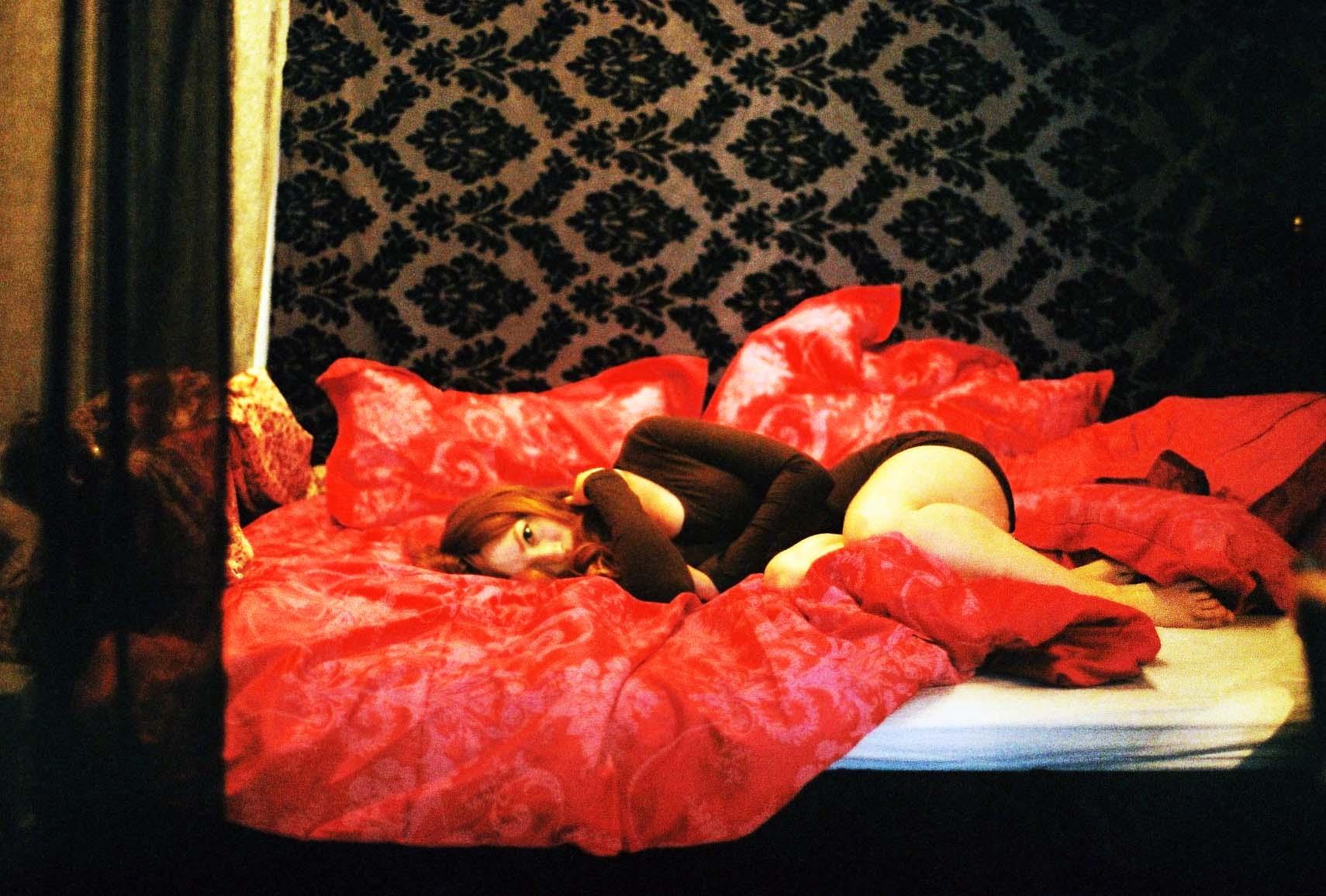 Marguerite Gisele, Sleepy, 22. November 2012