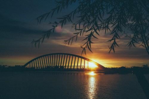 Sunset|故宮南院