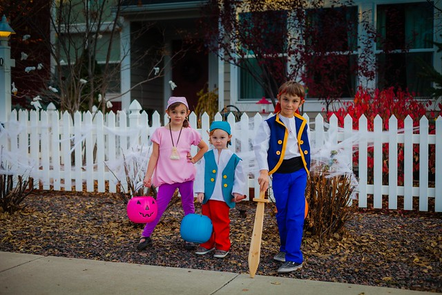 Jake and the Neverland Pirates would like to wish New Jersey a Happy Halloween!